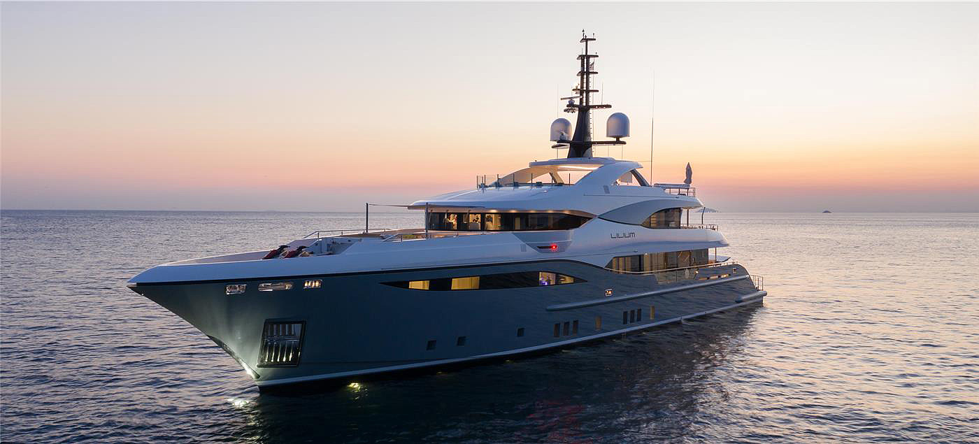M/Y LILIUM, by Bilgin Yachts, showcased at Monaco Yacht Show 2019 | FINEST LIVING | Finest Residences