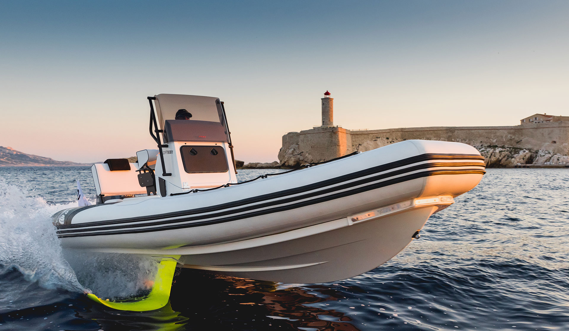 SEAir A7 Flying RIB | FINEST RESIDENCES