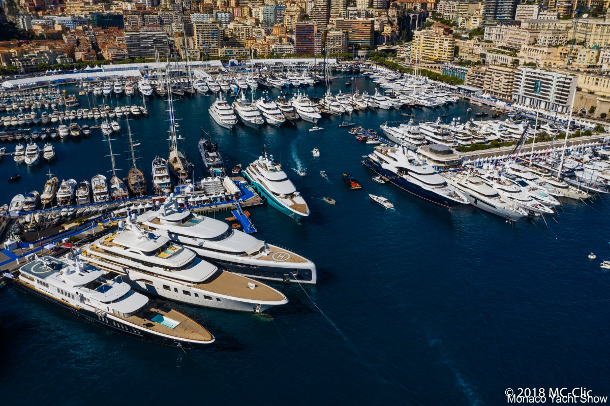 The Monaco Yacht Show 2018 | Finest Residences