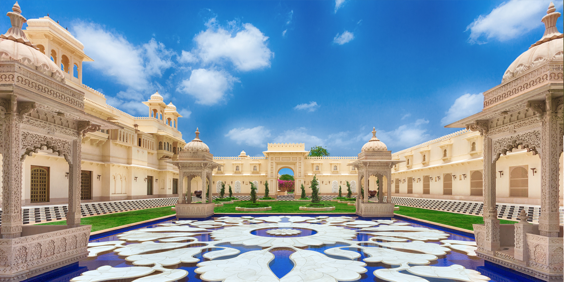 The Oberoi Udaivilas, Udaipur, Rajasthan | Finest Secrets | Finest Residences