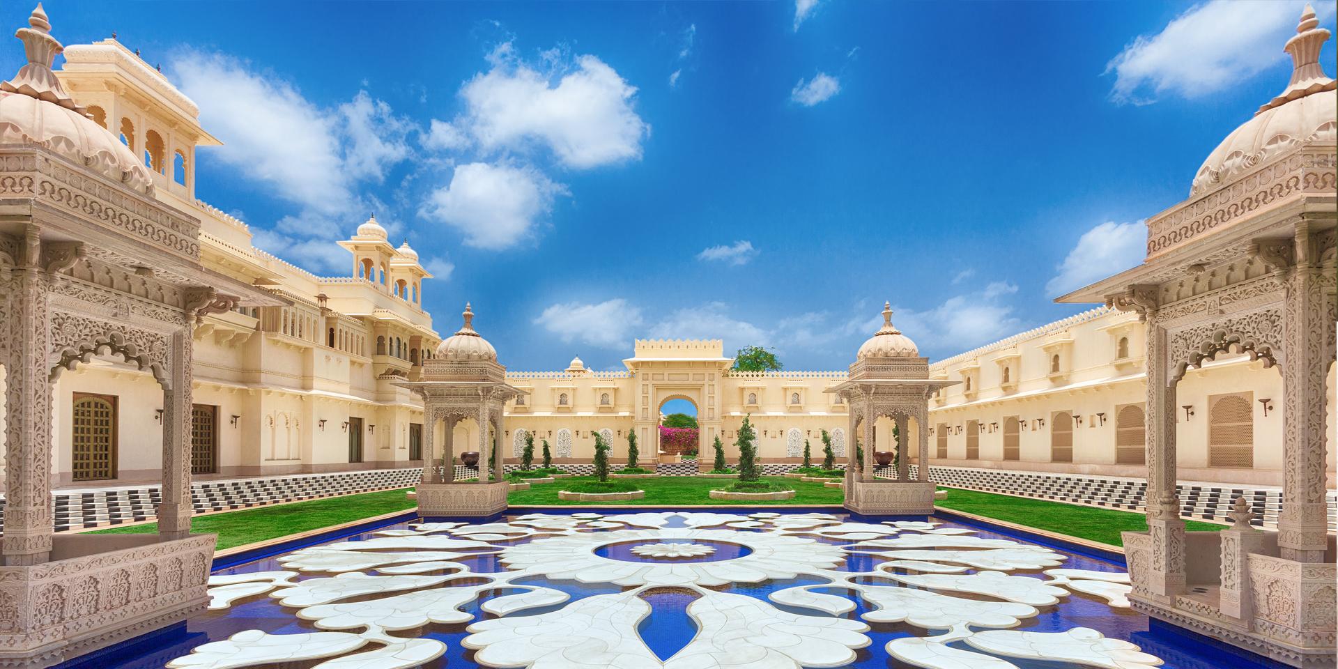 The Oberoi Udaivilas, Udaipur, Rajasthan | Finest Secrets |Finest Residences