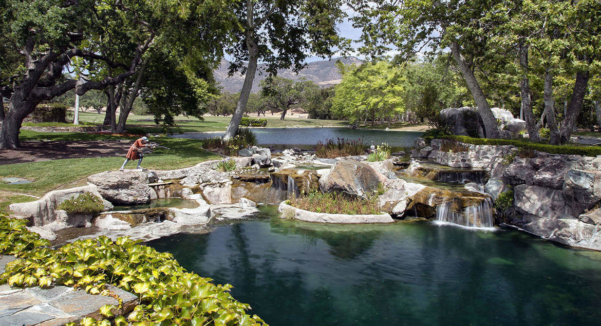 Neverland, the iconic Sycamore Valley Ranch | Presented by Suzanne Perkins, Compass | Finest Residences