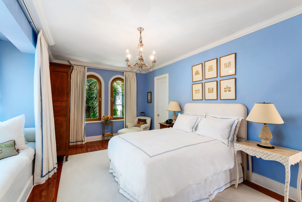 3725 Leafy Way, Coconut Grove, Miami, Florida, USA | A Bedroom | Listed by Dennis Carvajal, Real Estate Agent, ONE Sotheby's International Realty | Finest Residences