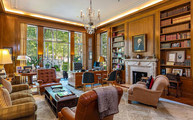 Casa Encatada, Luxury Mansion in Bel-Air, California, USA | Listed by Rick Hilton & Jeff Hyland • Hilton & Hyland | Finest Residences