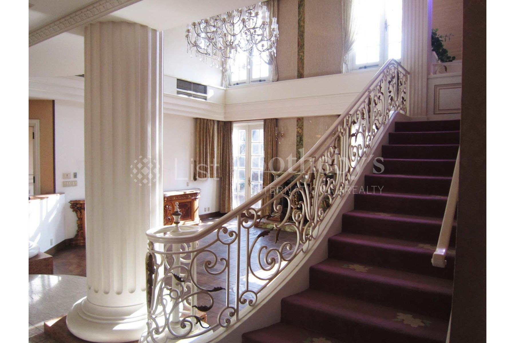 Kugahara House, luxury home in Ota-Ku, Tokyo, Japan | Stairs | Sotheby's International Realty | Finest Residences