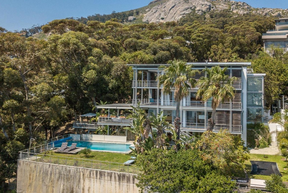 Sea side property in Cape Town, South Africa | Home front |Jawitz Properties | Finest Residences