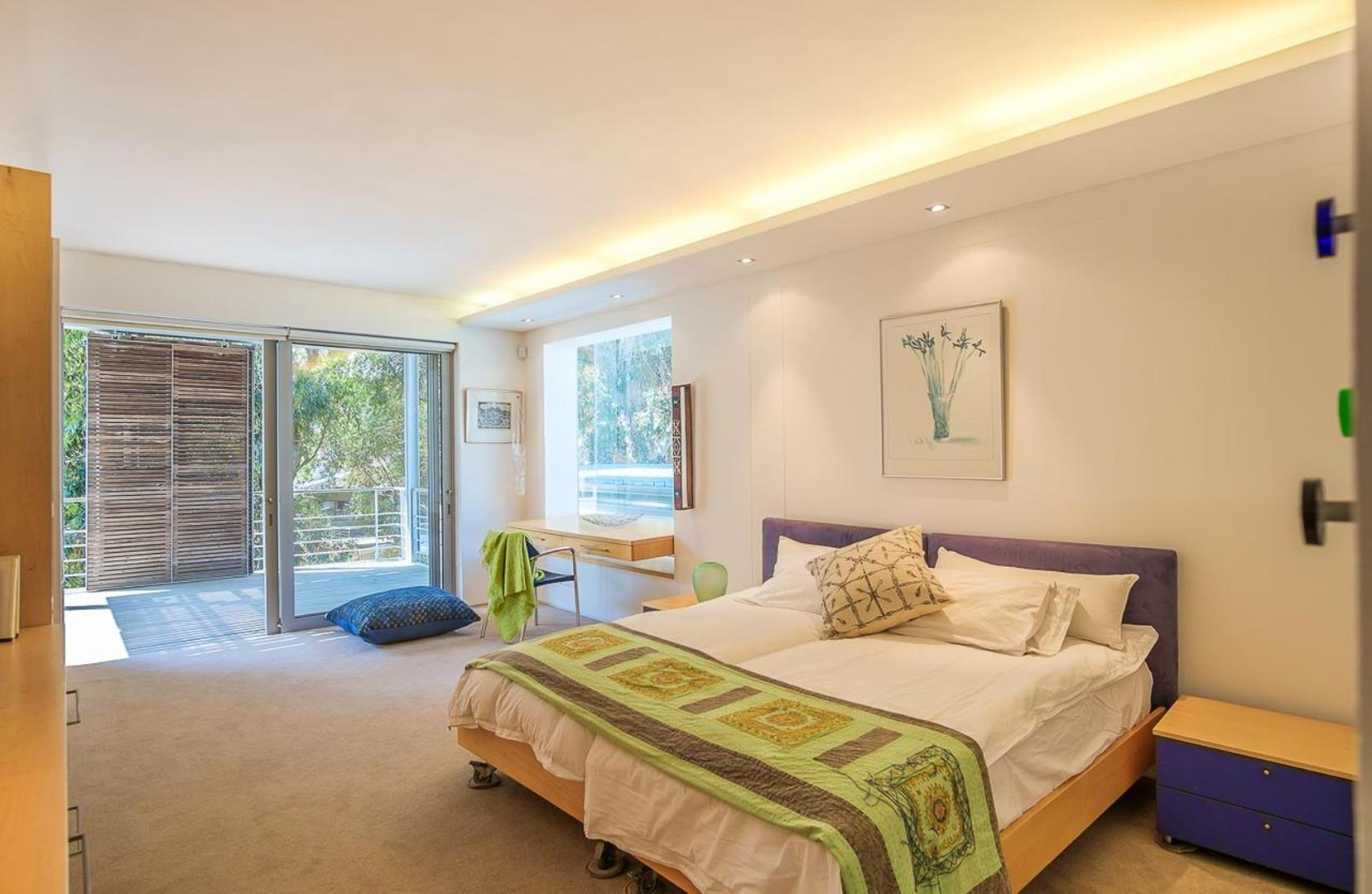 Sea side property in Cape Town, South Africa | Bedroom |Jawitz Properties | Finest Residences