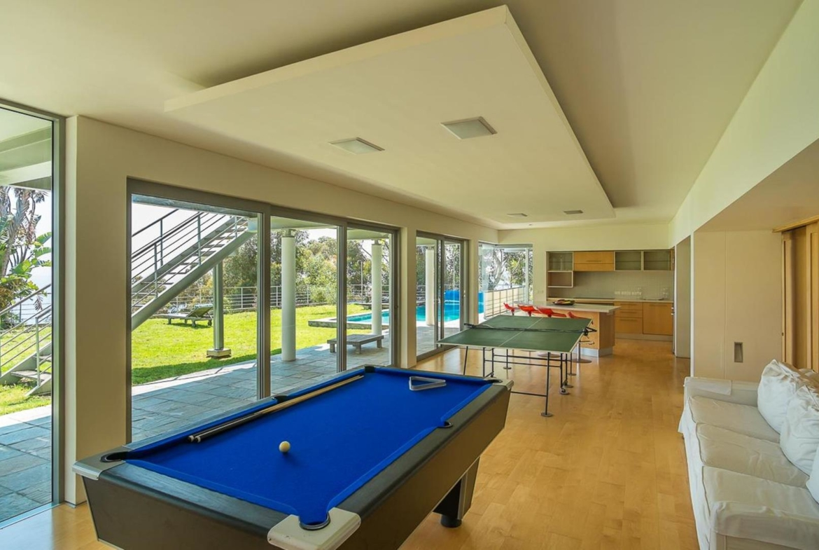 Sea side property in Cape Town, South Africa | Games Room |Jawitz Properties | Finest Residences