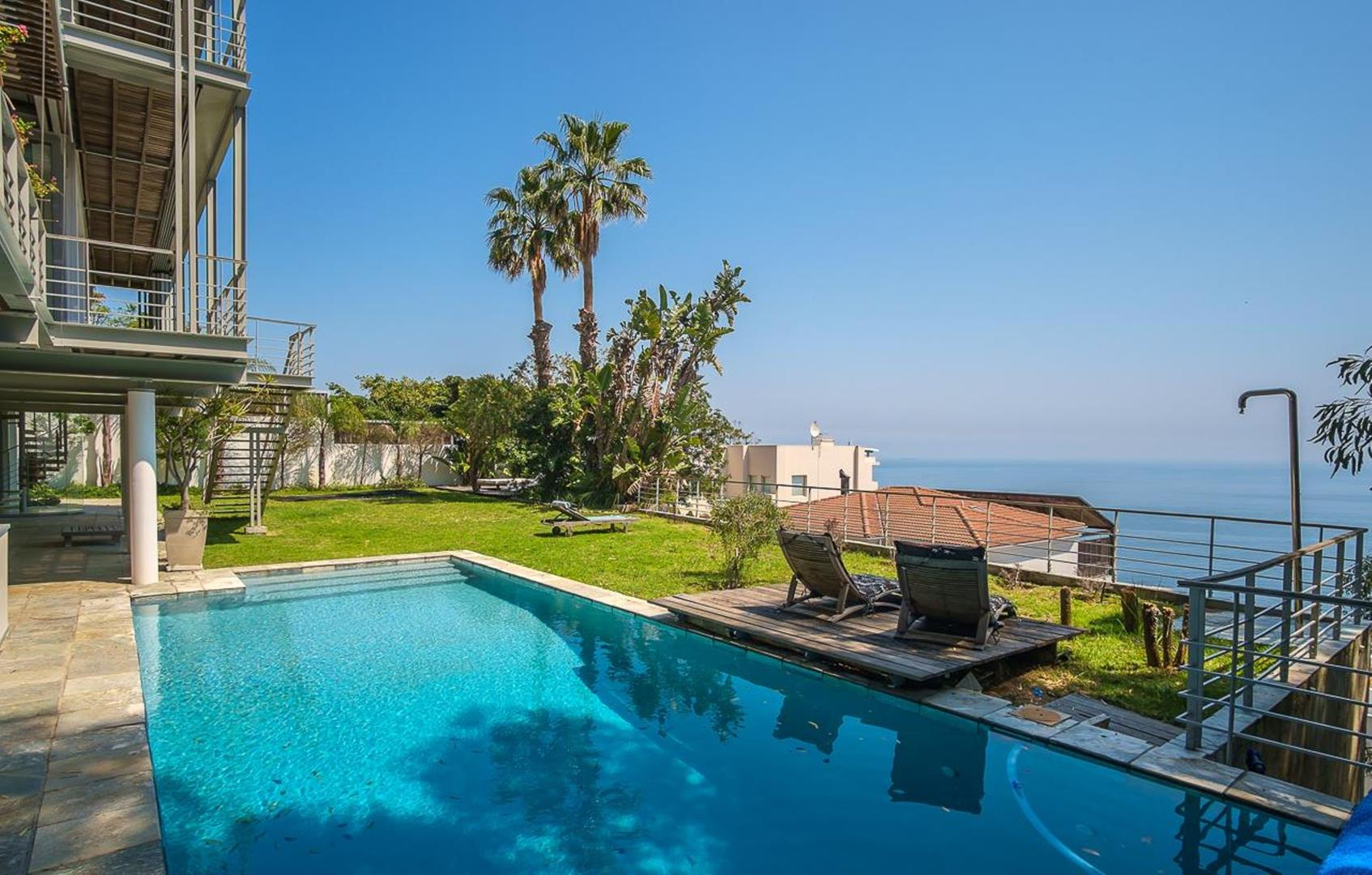 Sea side property in Cape Town, South Africa | Swimming Pool |Jawitz Properties | Finest Residences