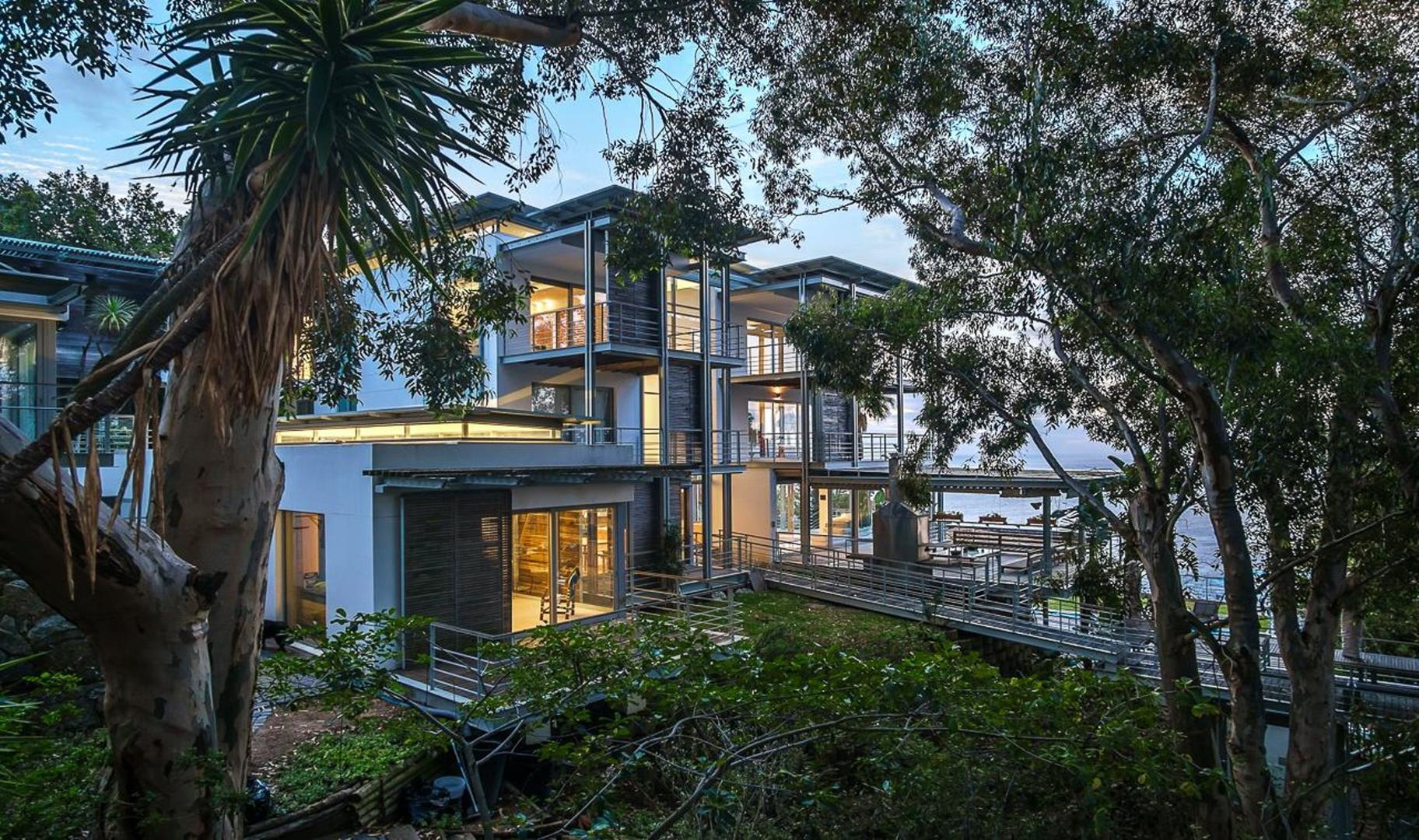 Sea side property in Cape Town, South Africa | The House |Jawitz Properties | Finest Residences