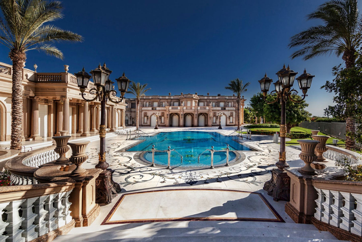 Extraordinary Palace in Caesarea, Israel | Shelly Belzer Shmelzer • Israel Sotheby's International Realty | Finest Residences Collection
