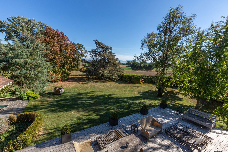Splendid Property For Sale in Geneva Left Bank, Collonge-Bellerive | The Terrace |Presented by Finest International | Finest Residences