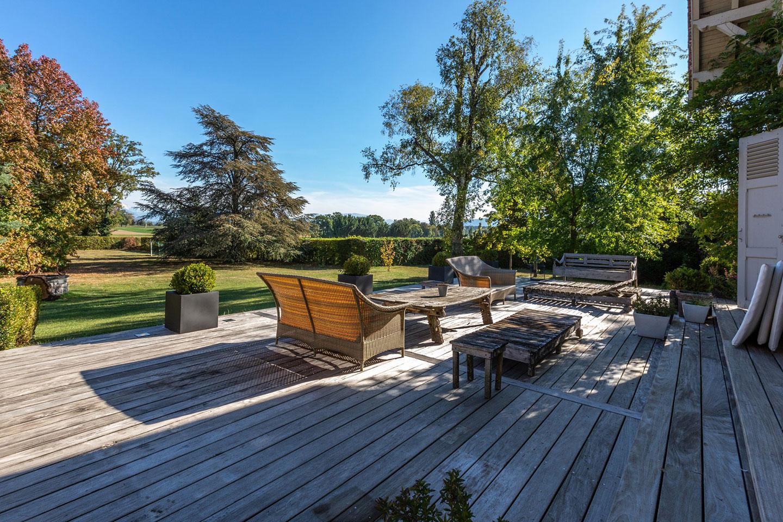 Splendid Property For Sale in Geneva Left Bank, Collonge-Bellerive | Terrace |Presented by Finest International | Finest Residences