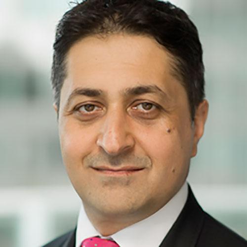 Roshan Wial, Associate Director, Residential Sales, CBRE United Kingdom / EMEA