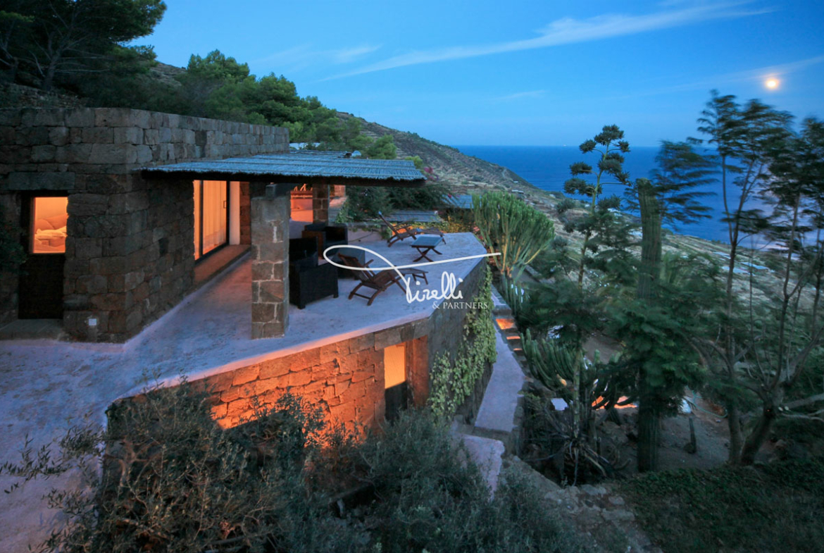 Exceptional Seafront Property in Sicily, Italy • Listed by Tirelli & Partners | Member of Finest Residences