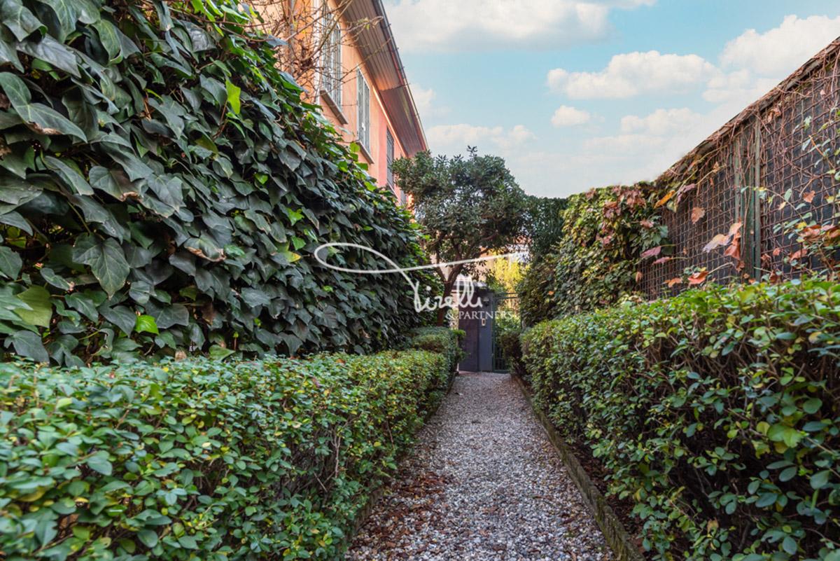 Elegant Four Bedroom Villa in Milan, Italy • Via Lorenzo di Credi, Milano, Italy • Tirelli & Partners | Finest Residences