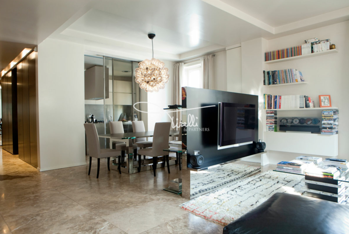 Duplex Penthouse Near The Duomo, Via Morigi, Milan, Italy • Listed For Sale by Marco Ettore Tirelli, CEO of Tirelli & Partners | Member of Finest Residences