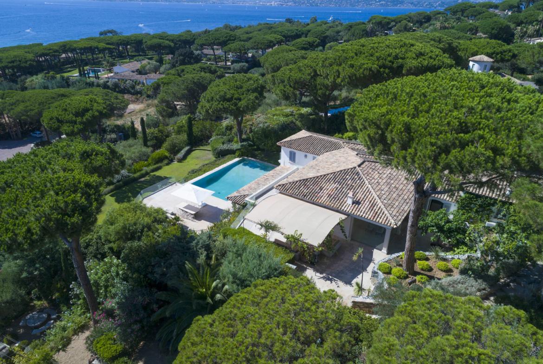 Prestigious Property in Les Parcs de Saint Tropez, France • Listed by Bernard Corcos, CEO of Finest International | FINEST RESIDENCES