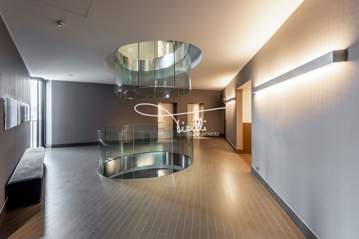 1 Bedroom in Solaria Tower, Milan Italy • Listed by Marco Ettore Tirelli, CEO of Tirelli & Partners   Member of Finest Residences