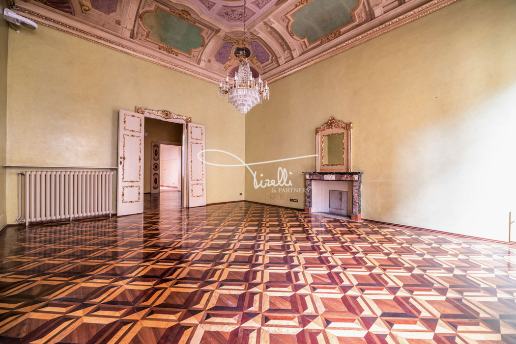 Palazzo Corbelli, fabulous palace in Italy • Listed by Marco Ettore Tirelli • Tirelli and Partners | Finest Broker Member • Finest Residences