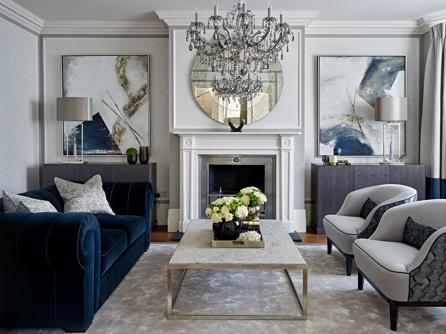 Tailored Living Interiors • Ferry Road |FINEST RESIDENCES