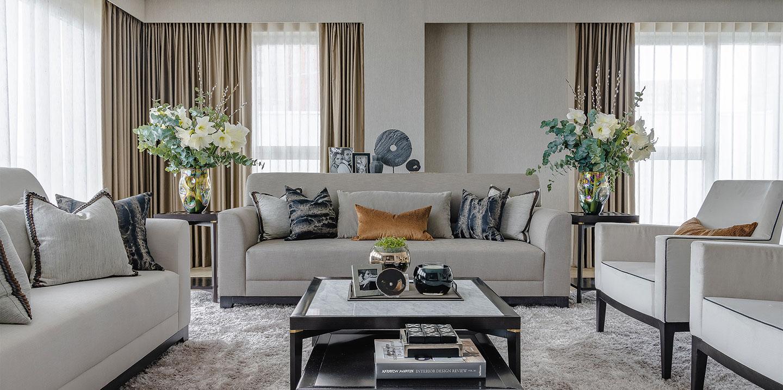 Tailored Living Interiors • Nine Elms |FINEST RESIDENCES