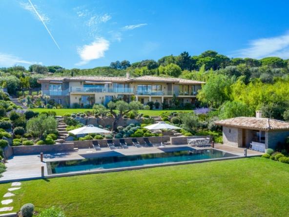Luxury Villa in Saint-Tropez For Sale • Finest International | Finest Residences