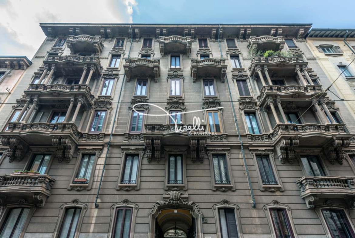 3 bedroom Apartment For Rent in Milan, Via Ariosto • Milan, Italy |Listed by Tirelli & Partners • Finest Residences