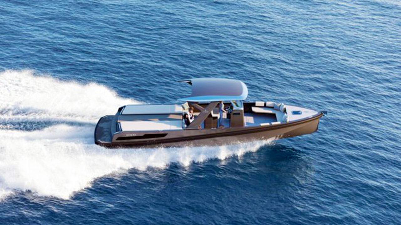 Hynova Yacht 40 • Cannes Yachting Festival 2021 | Finest Secrets • Finest Yachting