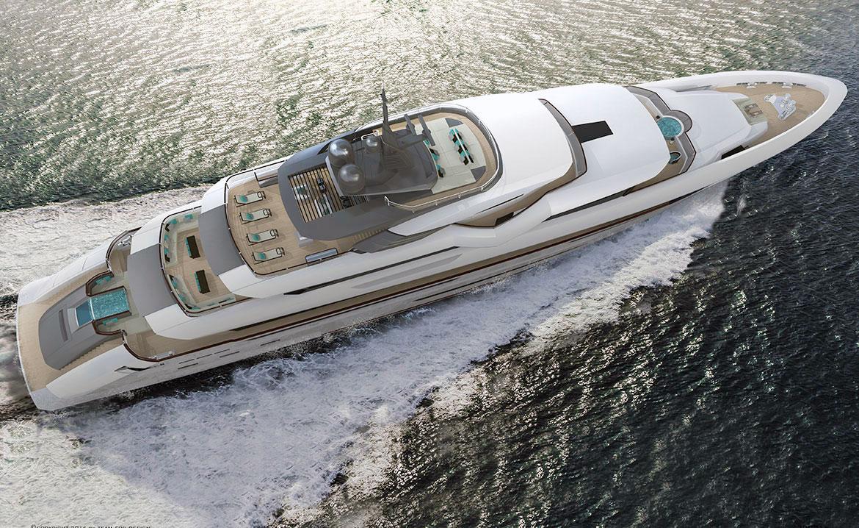 POLARIS, superyacht by Rossinavi, 70m, 229 ft • Monaco Yacht Show 2021 | FINEST SECRETS • FINEST RESIDENCES