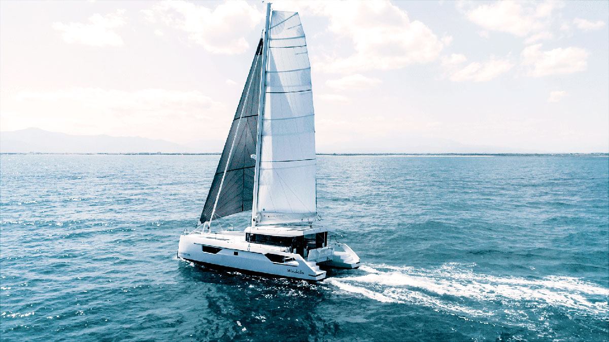 Windelo 50 • Cannes Yachting Festival | Finest Secrets • Finest Yachting